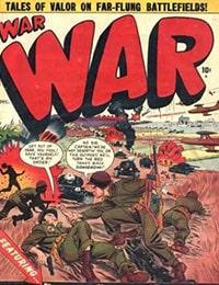 Read War Comics comic online