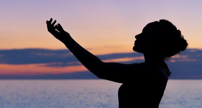 Kadın, Dua, Umut