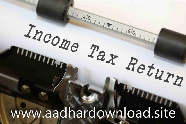 How to Verify Income Tax Returns Online Using Aadhaar