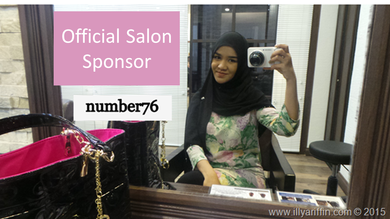 Hair Salon Official Sponsor Number76