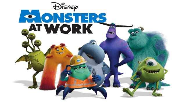 Monsters at Work Season 1 Full Web Series