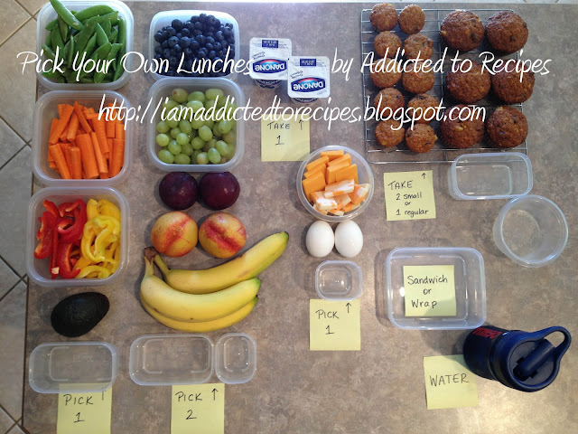 Lunches Our Kids Love | Addicted to Recipes