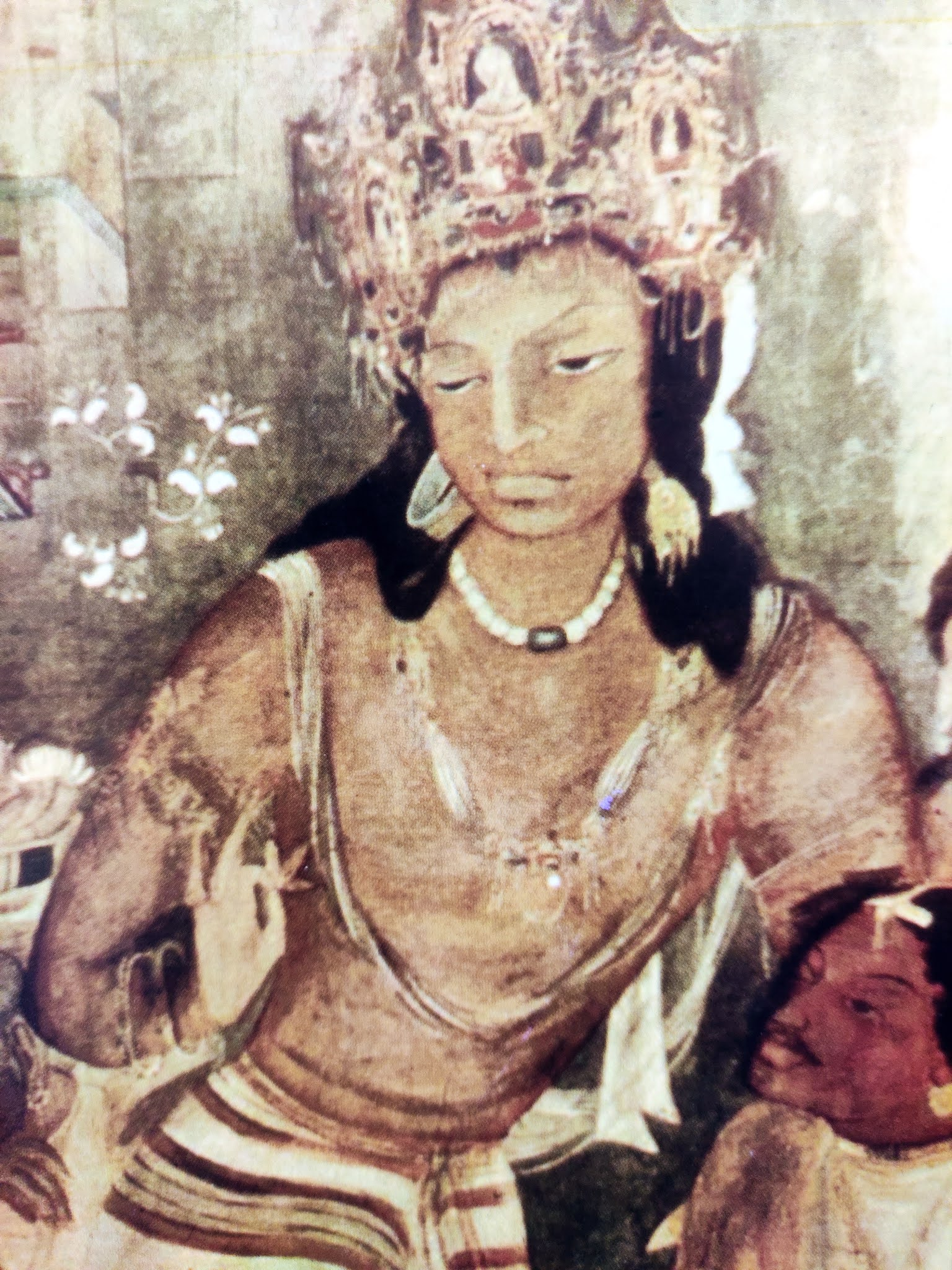 Image contains lords of ajanta caves