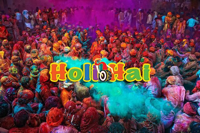 Happy Holi 2020 Quotes
