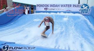 Tiket Masuk The Wave Pondok Indah Water Park Jakarta