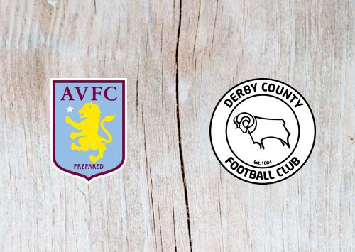 Aston Villa vs Derby County Full Match & Highlights 27 May 2019