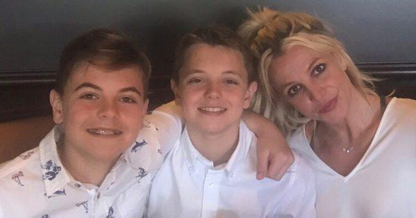 Britney Spears' son Jayden Federline slams grandfather