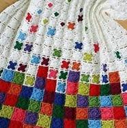 """Manta a Crochet"
