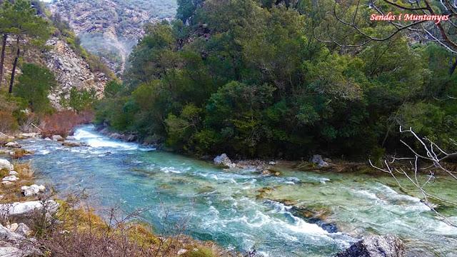 Belleza, río Borosa, Pontones, Sierra de Cazorla, Jaén, Andalucía