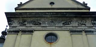 Жовква. Костел святого Лаврентія. 1618 р.