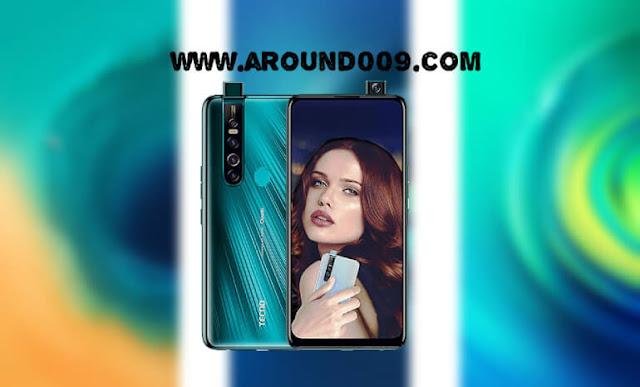 تنزيل خلفيات هاتف Tecno Camon 15 Pro الرسمية [FHD+]