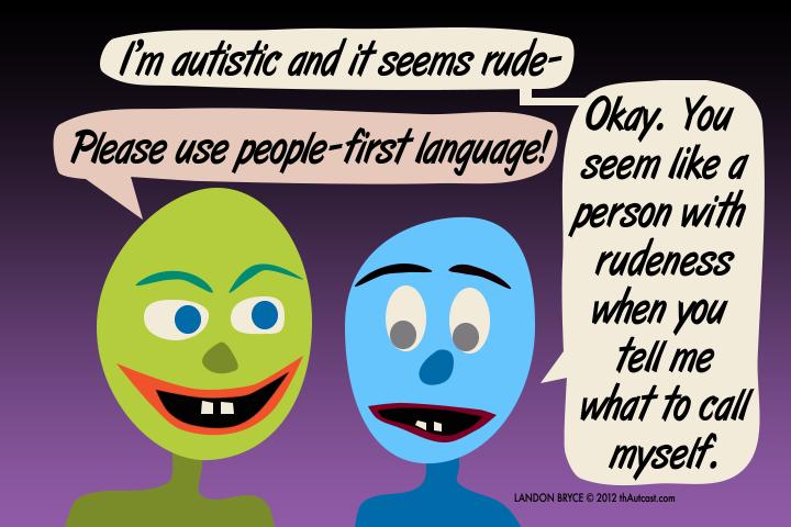 Autism Acceptance Digest Autistic First Person Second