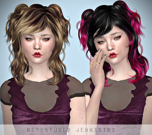 Downloads sims 4:Newsea Chihuahua Hair retexture