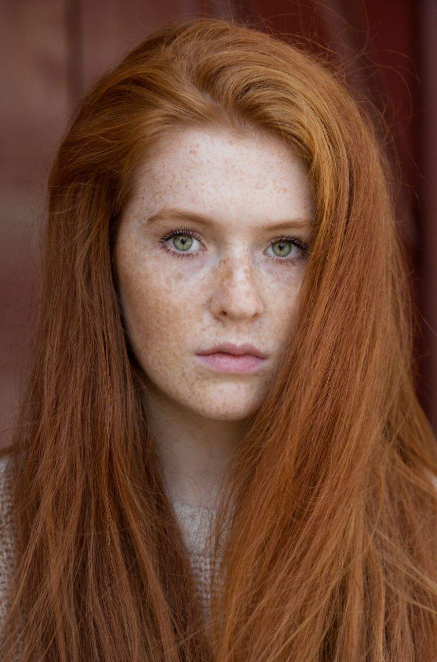 30 Stunning Pictures From All Over The World That Prove The Unique Beauty Of Redheads - Ruby From Essex, England