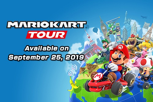 Release date of Mario Kart tour is announced