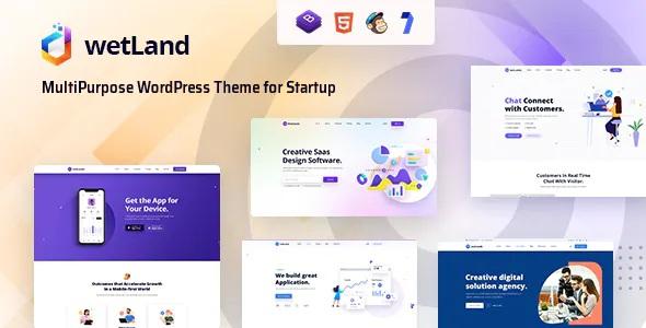 Best MultiPurpose WordPress Theme for Startup