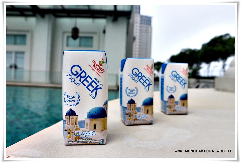 Manfaat Heavenly Blush Greek Yogurt untuk Rahasia Hidup Sehat