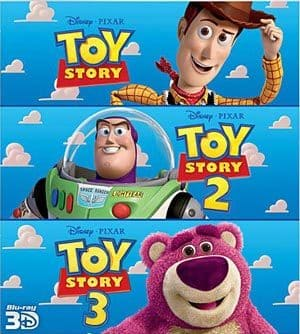 Toy Story - Todos os Filmes Torrent