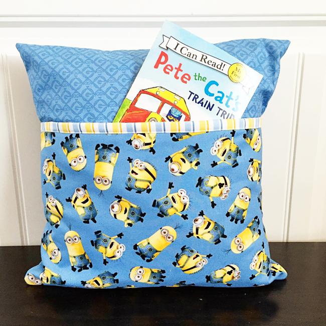 Fort Worth Fabric Studio: Pocket Pillow Tutorial + Kits