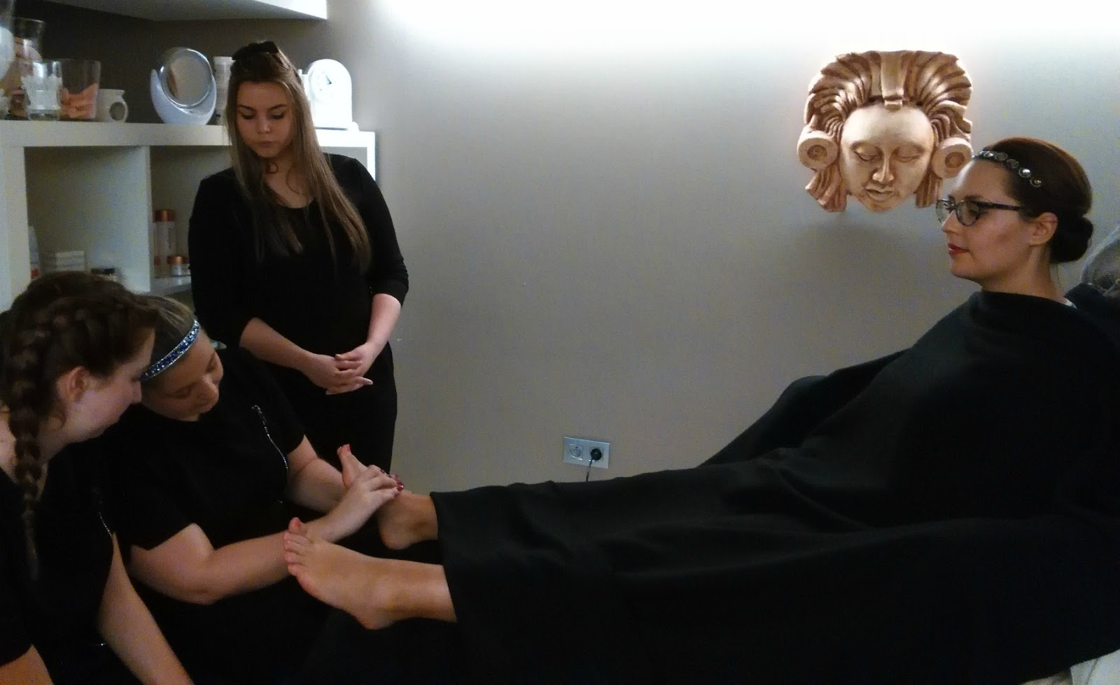 voetreflexiologie