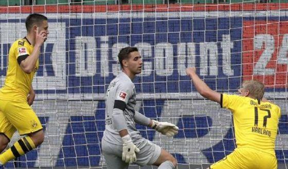 Wolfsburg vs  Borussia Dortmund 0-2 Highlights