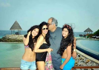 Sridevi's girls Khushi Kapoor giving us genuine Vogue objectives in their desi symbols