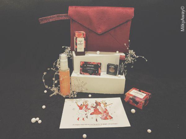 Collaboration My Little Box x MAC du mois de décembre