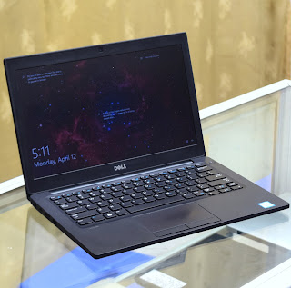 Jual Business Laptop DELL Latitude 7280 Core i5 Malang