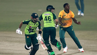 CricketHighlights: Pakistan vs South Africa 2nd T20I 2021 Highlights