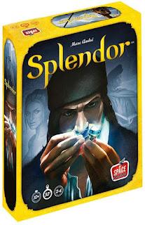 Splendor el juego de tablero