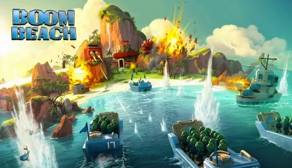Trik dan Download Boom Beach apk | xxzhushou