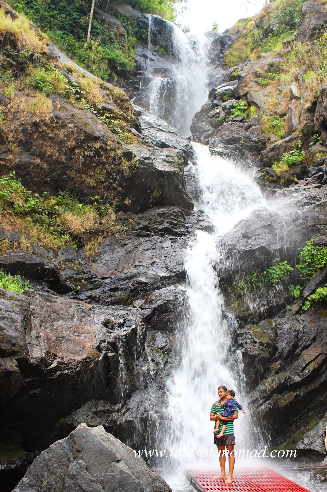 Tales Of A Nomad: Irpu Falls- Tumbling Over Boulders   !!
