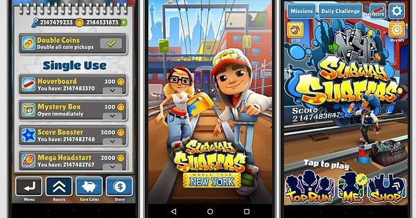 Subway Surfers APK Download for Android -