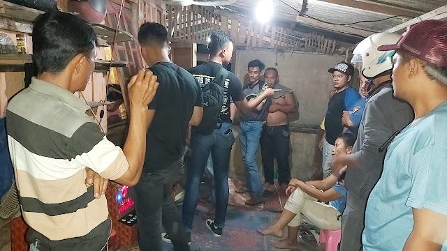 Instruksi Kapolres, Grebek Kampung Narkoba Di Jampul Timsus Satnarkoba Amankan 3 Unit Jackpot dan 5 Pelaku