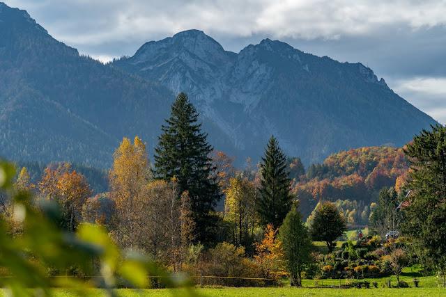 Talwanderung Inzell | Herbstwandern im Chiemgau | Moor-Erlebnis-Pfad und Reifenrutsche Kesselalm 07