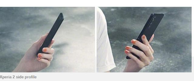 هاتف Sony Xperia 2