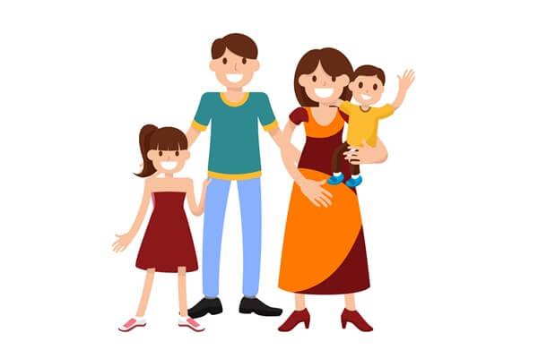 cerita keluarga bahagia