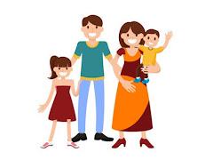 Cerita Kesederhanaan Keluarga Bahagia