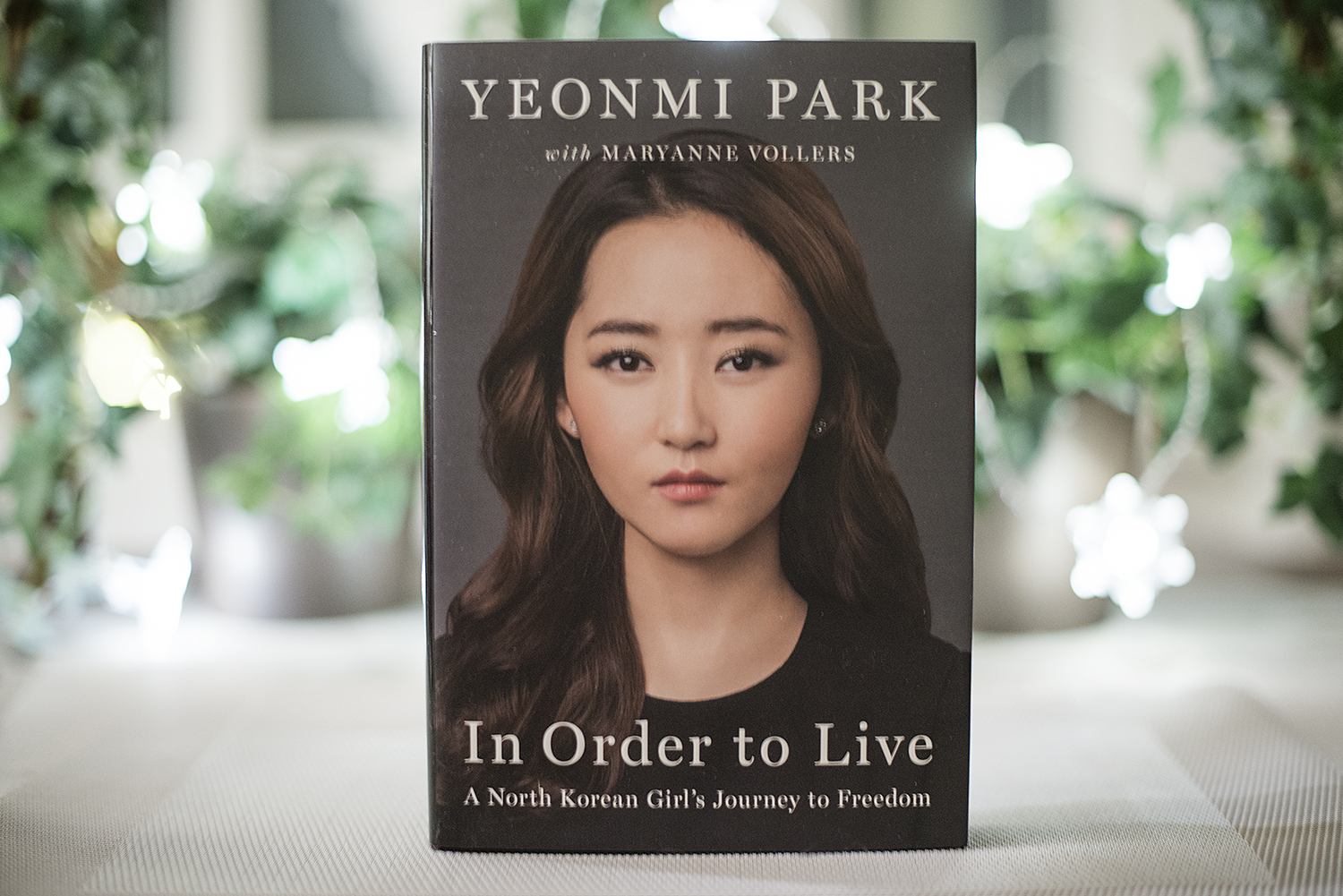 book review in order to live by yeonmi park the book castle. Black Bedroom Furniture Sets. Home Design Ideas