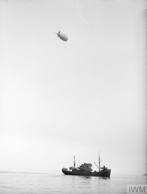 Royal Navy patrol boat 18 March 1942 worldwartwo.filminspector.com