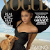 Το πρώτο εξώφυλλο του Toulouse με την Ariana Grande