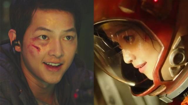 Film Sci-Fi 'Space Sweepers' yang Dibintangi Song Joongki dan Kim Taeri Rilis Trailer Jelang Penayangan!