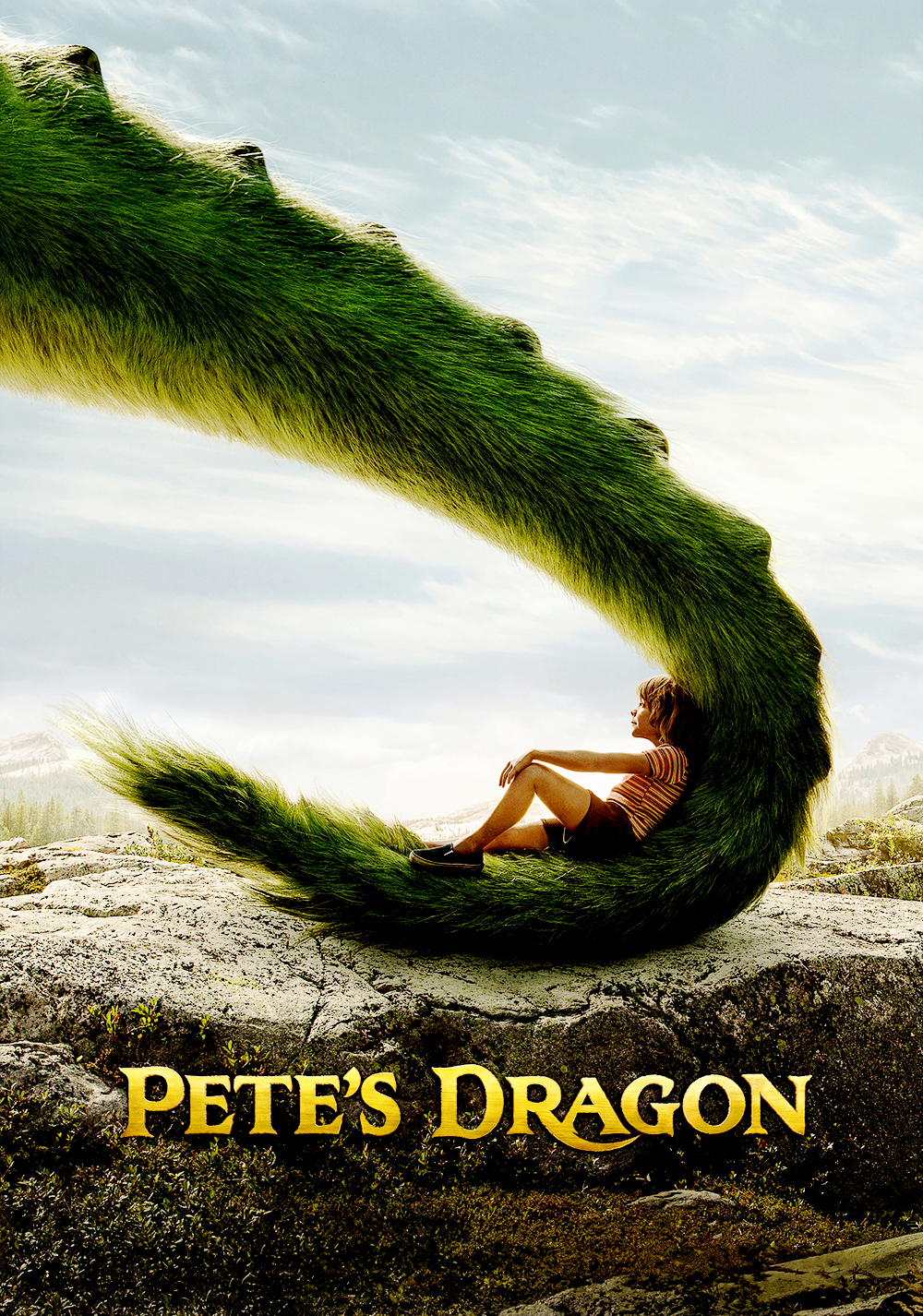 PETES DRAGON (2016) MOVIE TAMIL DUBBED HD