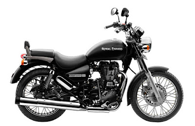Royal Enfield Thunderbird 500 side image