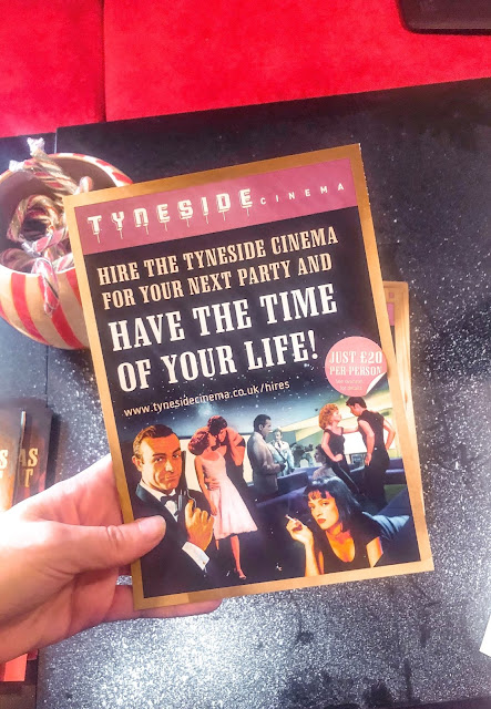 Tyneside Cinema - Private Screen Bookings