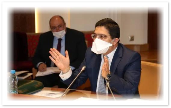 بوريطة يبحث مع نظيره المصري الجهود المشتركة للدفع باتجاه تسوية سياسية في ليبيا