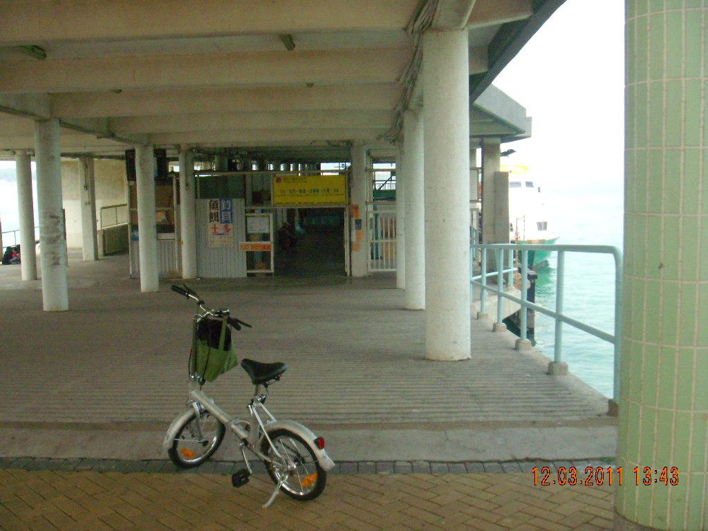 單車樂 BikeFunLog: 東涌 之一 初探