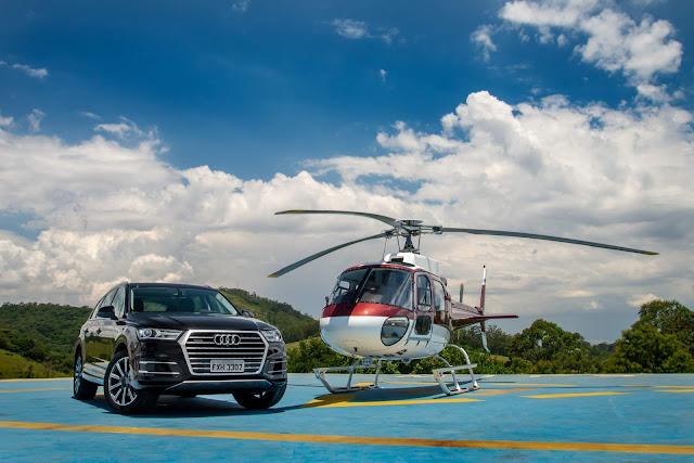 Audi lançam serviço premium de mobilidade em São Paulo