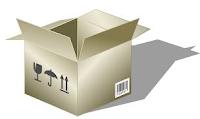 kardus kotak kemasan paket