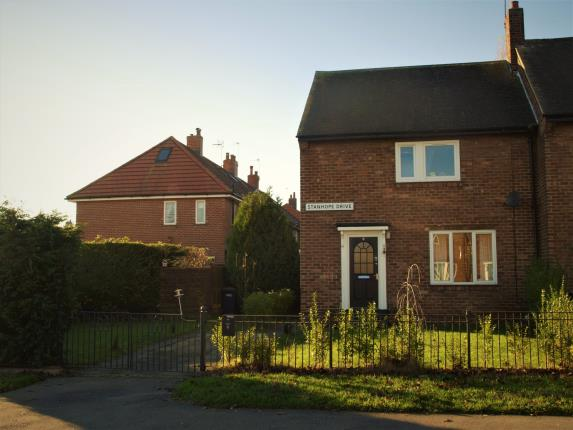 Harrogate Property News - 3 bed end terrace house for sale Stanhope Drive, Harrogate, North Yorkshire, Yorkshire HG2